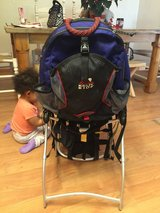 Hiking back pack for baby in Travis AFB, California
