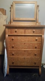 Antique Dresser in Fort Rucker, Alabama