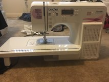 Brother Sewing Machine with 120 built in stitches!!! in Camp Pendleton, California