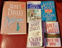 Lot of 5 Books-Janet Daily-1 Hardbound-Paperbacks in 29 Palms, California