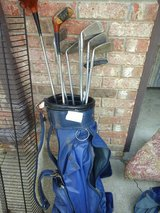 Golf Clubs and Bag in Dickson, Tennessee