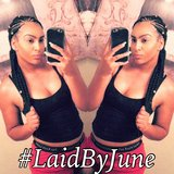 #LaidByJune Weave & Braids in San Diego, California