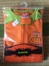 Brand new!! Baby Sleeper Pumpkin Clothing in Okinawa, Japan