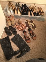 Women's shoe LOT! Sz 9.5/10 in San Ysidro, California
