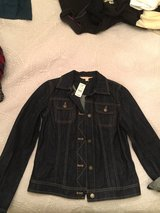 Brooks Brothers denim jacket BNWT!! Women's sz 0 in San Ysidro, California