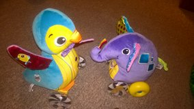 lamaze pull alongs £4 each in Lakenheath, UK