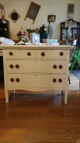 Beautiful Primitive Oak Dresser in DeKalb, Illinois