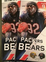 Bears vs Packers tickets in Bolingbrook, Illinois