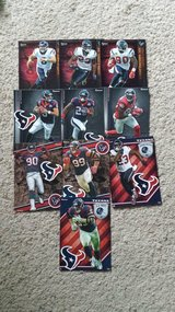 10 - Houston Texans FATHEADS in Camp Lejeune, North Carolina