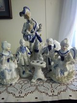 Fine porcelain in Fort Leonard Wood, Missouri