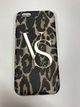 Victoria Secret Iphone 6 case - leopard print in Yorkville, Illinois