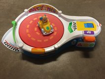 Fisher price speedway in Alamogordo, New Mexico