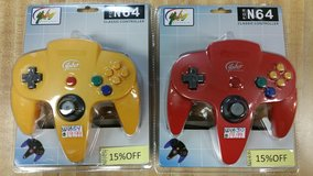 N64 Controllers1 in Fort Rucker, Alabama