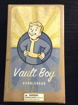 Vault boy bobble head in Fort Irwin, California
