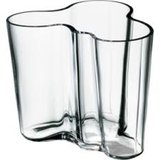 Iittala Alvar Aalto Collection - Vase - 160 mm - clear in Ramstein, Germany