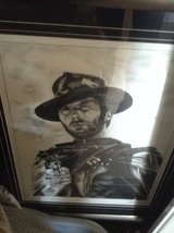Client Eastwood painting signed by client Eastwood in bookoo, US