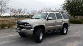 Lifted '03 Z71 Tahoe in Eglin AFB, Florida