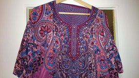 NEU women's kaftan with studs -colorful in Ramstein, Germany