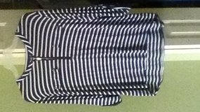 Navy/white striped top in Clarksville, Tennessee