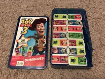 Toy Story 3 Dominoes in Fort Benning, Georgia