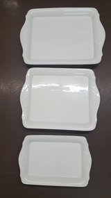 World Wide Home Serving Tray Set in Kingwood, Texas