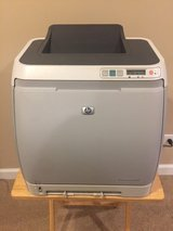HP Color Laser Jet 2600n Printer in bookoo, US