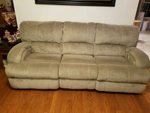Reclining Couch and Love Seat in Camp Lejeune, North Carolina