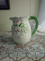 Ceramic pitcher in Fort Leonard Wood, Missouri