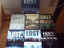 all 6 Seasons of the sci fi series Lost dvds in Mountain Home, Idaho