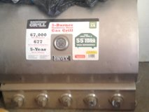 Propain 5 grill bbq never put together brand new still in 29 Palms, California
