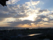 Fantastic FURNISHED 8th Floor Apartment in Chatan in Okinawa, Japan