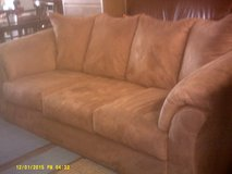 Beautiful Micro Suede Couch in San Diego, California