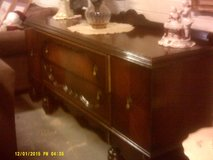 Antique Buffet in San Ysidro, California