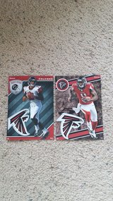 2 - Atlanta Falcons FATHEADS in Camp Lejeune, North Carolina