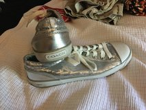 Coach sneakers in Silver in Melbourne, Florida