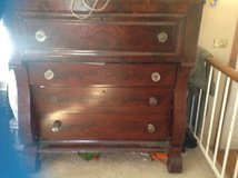 Antique secretary desk/ dresser in Bartlett, Illinois