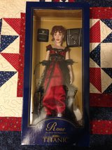 Titanic Rose Portrait Doll in Beaufort, South Carolina