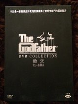 The Godfather DVD Collection  (1-3) in Alamogordo, New Mexico