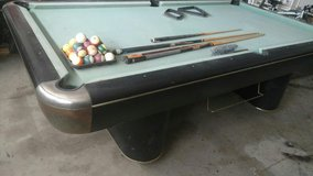 TIME OUT POOL TABLE!!!!!! in Yucca Valley, California