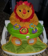 Fisher Price sit me up chair with removable tray in Kingwood, Texas