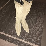 Ladies  Suede Wedge boots in Ramstein, Germany
