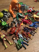 Ben 10 Action Figure Lot in Perry, Georgia