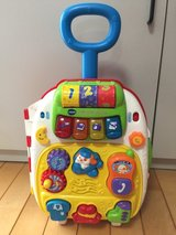 Roll&Learn Activity Suitcase in Okinawa, Japan