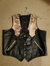 Leather vest in Naperville, Illinois