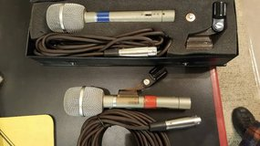 *****2- AUDIO-TECHNICA AT 813 CONDENSER MICS***** in The Woodlands, Texas