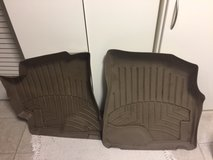 Weather Tech Floor mats for 2007 HIghlander and Lexus in Bartlett, Illinois