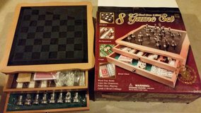 Limited Edition 8 game set in Aurora, Illinois