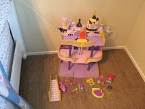 My little pony house in Nellis AFB, Nevada