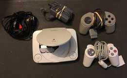 PlayStation One in Travis AFB, California