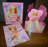 1998 / 1999 Barbie Birthday Gift Bag & Table Centerpiece Lot 2 Bags Princess in Kingwood, Texas